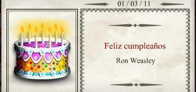 Harry Potter BlogHogwarts Ron Weasley
