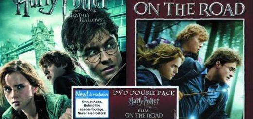 ASDA DVD HP7 Pack