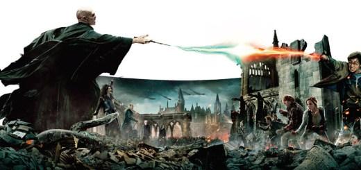 Harry Potter BlogHogwarts HP7 Display