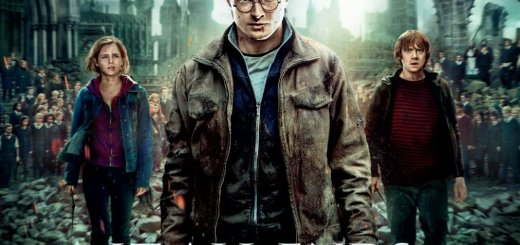 Harry Potter BlogHogwarts HP7 II Poster 01