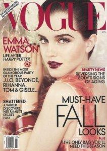 Harry Potter BlogHogwarts Vogue 01