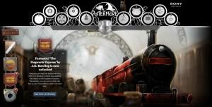 Pottermore-juego