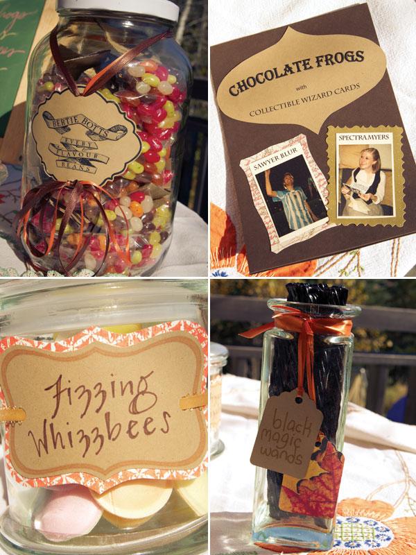 Harry Potter BlogHogwarts Bodas de Harry Potter (13)