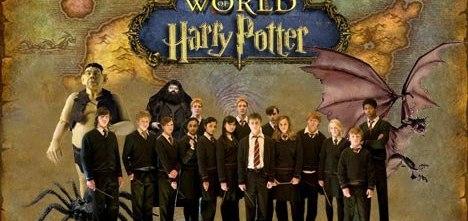 Harry Potter BlogHogwarts WOHP