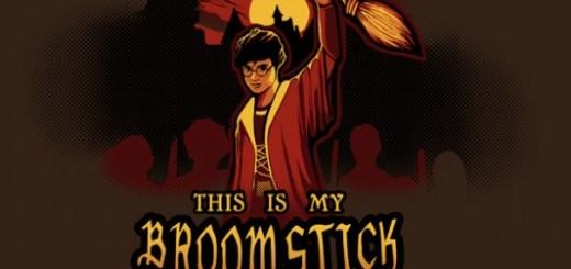 Harry Potter BlogHogwarts Camiseta
