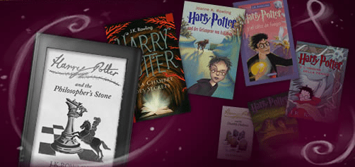 Harry Potter BlogHogwarts Pottermore