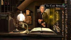 Harry Potter BlogHogwarts Harry Potter para Kinect 02