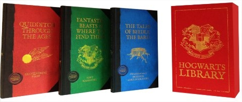 Harry Potter BlogHogwarts Biblioteca de Hogwarts