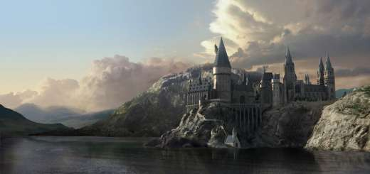 Harry Potter BlogHogwarts Lago Negro de Hogwarts