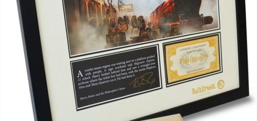 Harry Potter BlogHogwarts Impresion Pottermore