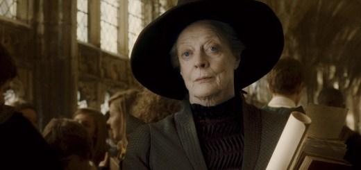 Harry Potter BlogHogwarts Minerva McGonagall Maggie Smith