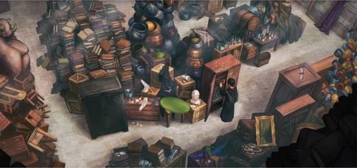 Harry Potter BlogHogwarts Momento 3