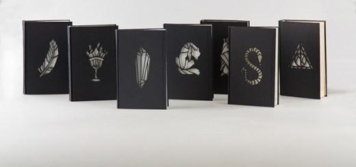 Harry Potter BlogHogwarts Rediseno Portadas Libros (1)