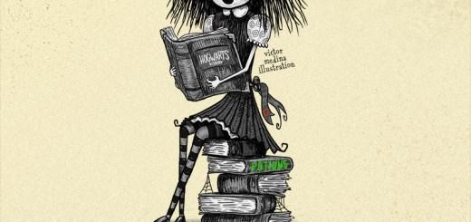 hermione granger tim burton victor medina