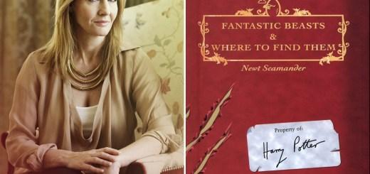 Harry Potter BlogHogwarts JK Rowling Productora Animales Fantasticos
