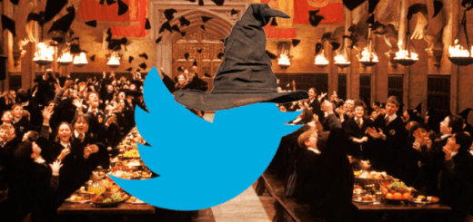 Harry Potter BlogHogwarts Sombrero Seleccionador Twitter