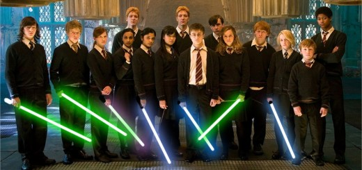 Harry Potter BlogHogwarts Star Wars Estreno