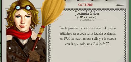 Jocunda Sykes