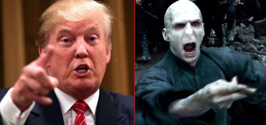 Voldemort Trump
