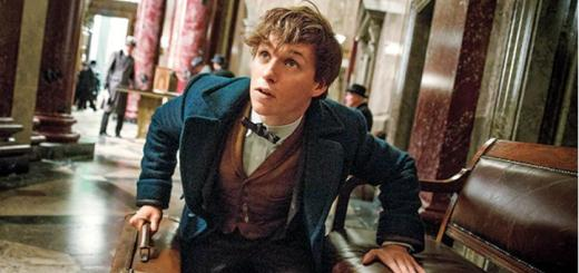 Harry Potter BlogHogwarts Eddie Redmayne Maletin 2
