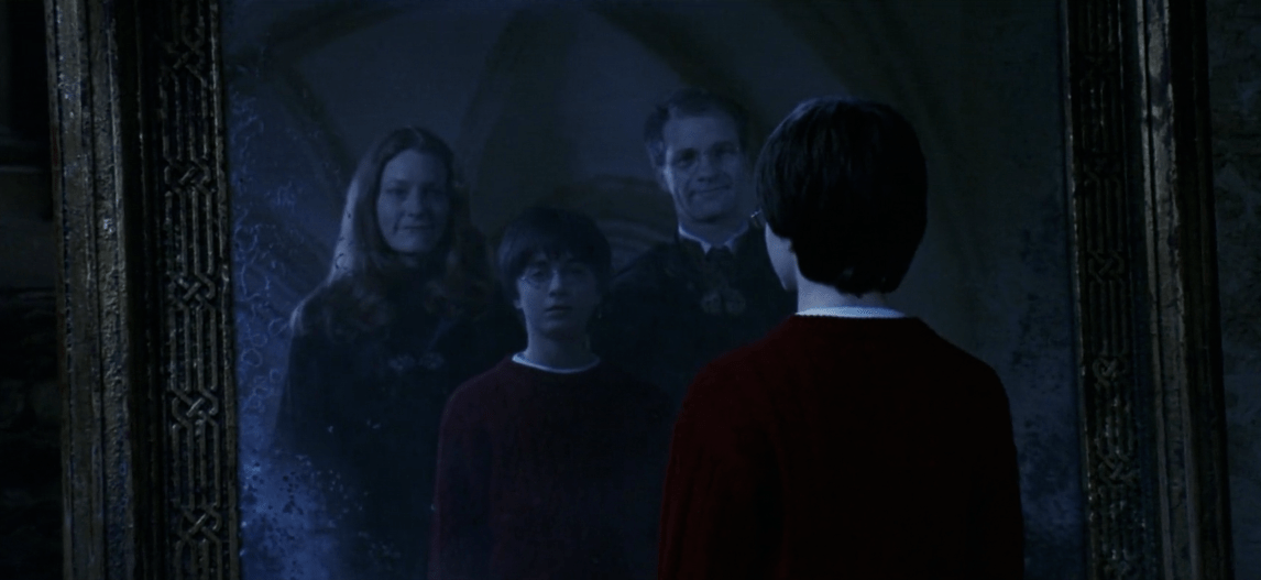 Espejo oesed blog hogwarts todo sobre harry potter for Espejo harry potter