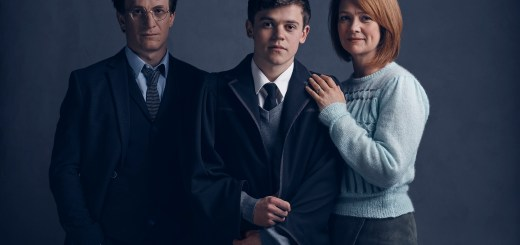 Harry Potter, Albus Severus Potter, Ginny Potter