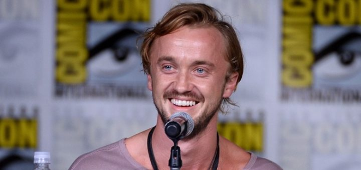 Tom Felton habla sobre su próximo papel en The Flash