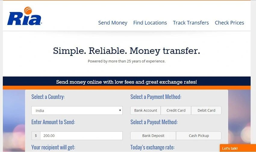 Top Options for the Best Money Transfer to India
