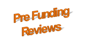 PreFunding Review required by HUD FHA