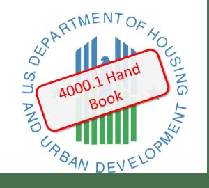 4000.1 Handbook Revisions