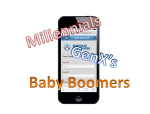 online-mortgage-applications-millennials-baby-boomers-genx
