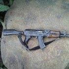 Armas em miniatura