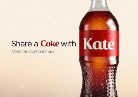 Coca-Cola muda pela primeira vez o nome impresso em sua garrafa