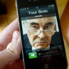 Cuidado como identifica seus contatos no celular