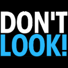 Relaxe e Curta: Don't look!