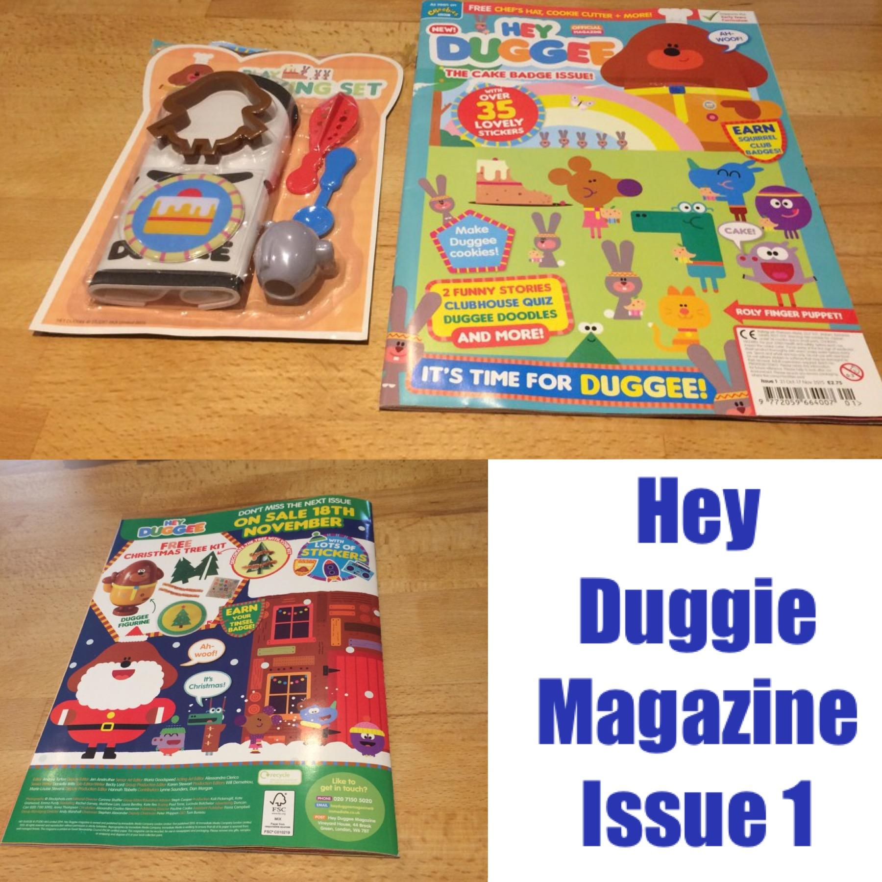 Hey Magazin Hey Duggee Magazine Mothergeek