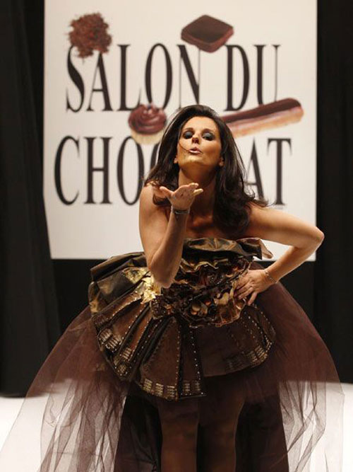 salon chocolate paris