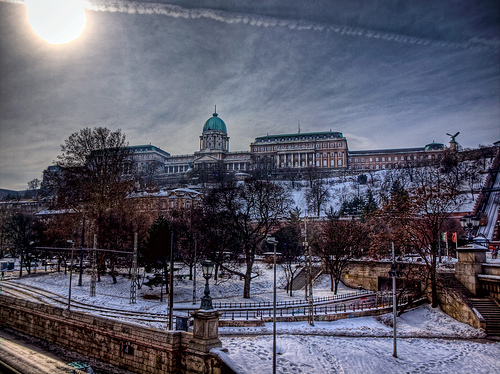 winter excursion budapest