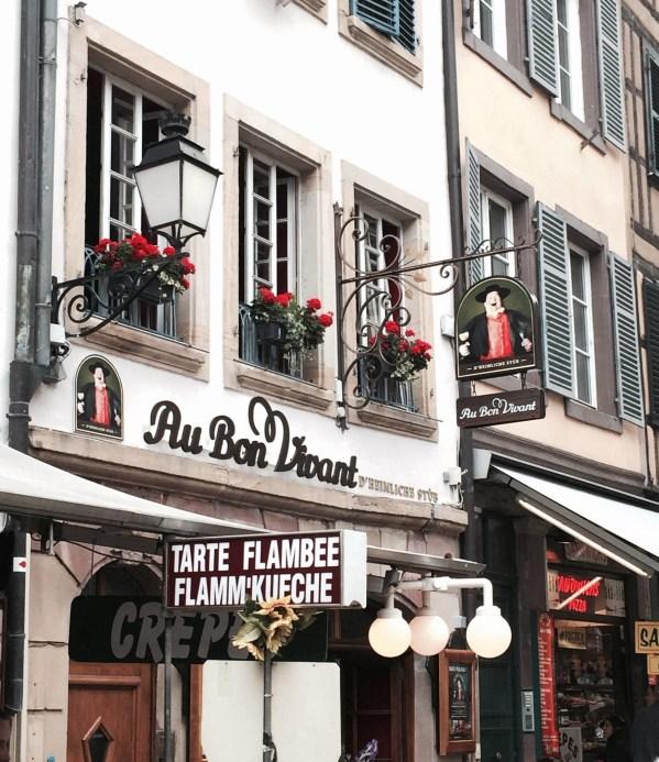 Derniers Restaurant Tendance Strasbourg