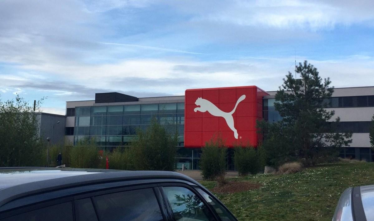 Visite du siège de PUMA France à Illkirch