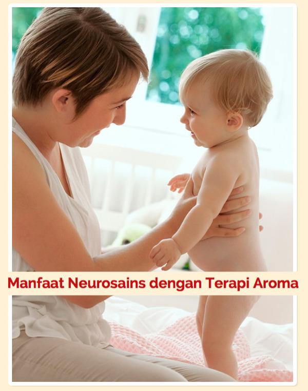 Manfaat Neurosains dengan Terapi Aroma