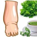 Ez a hatékony, házilag elkészíthető tea néhány nap alatt meggyógyítja a lábdagadást!