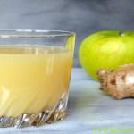 Ez a gyömbér-alma-citrom 3 az egyben ital szó szerint őrült módon kisöpri a mérgeket, és elindítja a fogyást