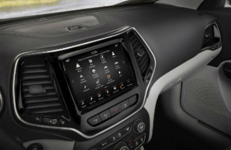 How to connect 2019 Jeep Cherokee to Uconnect® infotainment system?