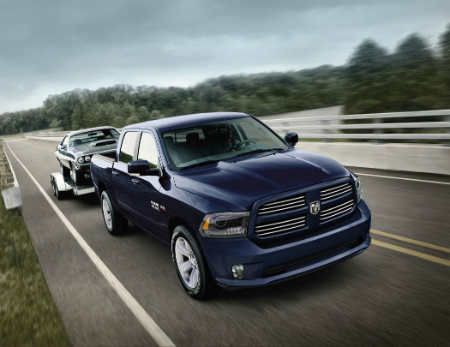 2017 Ram 1500 Towing Capacity and Capabilities