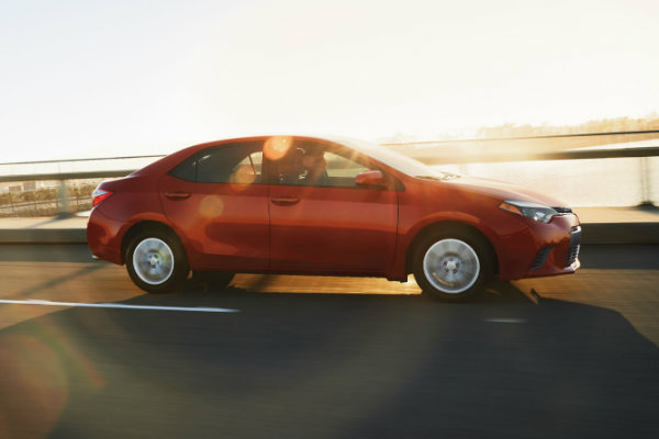 2016 Toyota Corolla Fuel Economy and Distance Capability