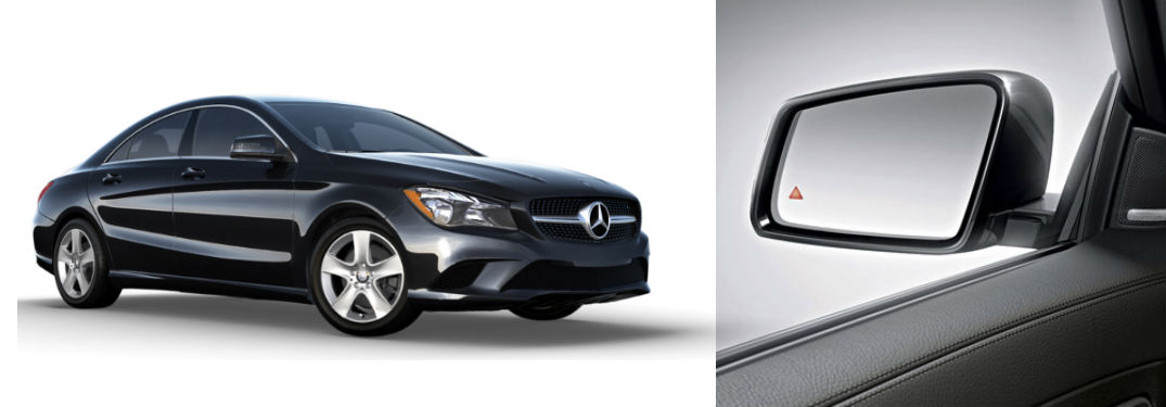 Mercedes-Benz CLA Blind Spot Assist Issues  Solutions