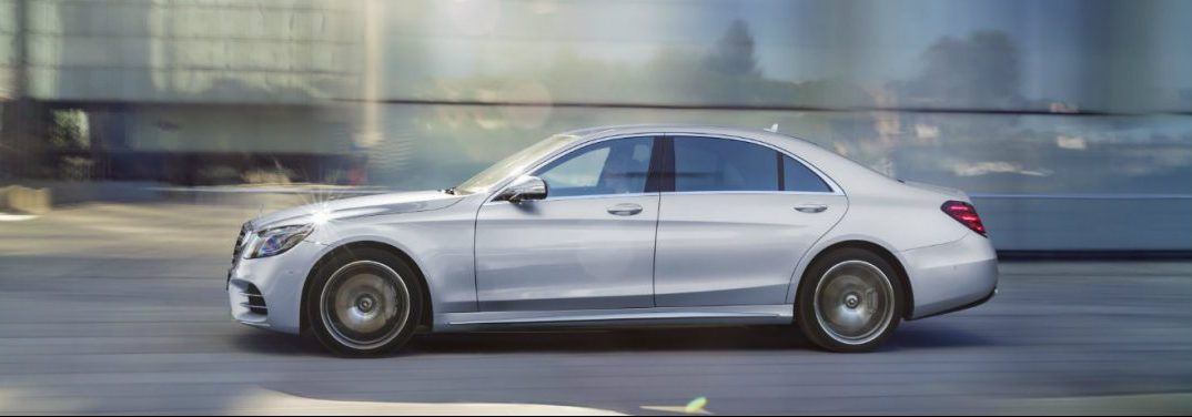 What Colors Does the 2018 Mercedes-Benz S-Class Come In?
