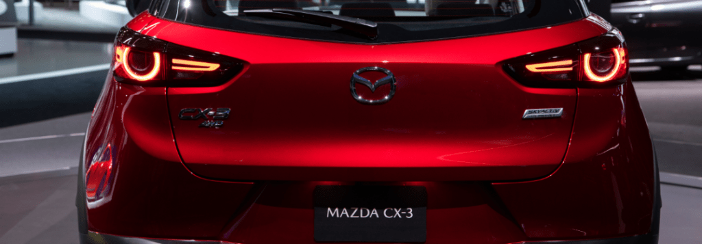 active safety technology in the 2019 mazda cx 3
