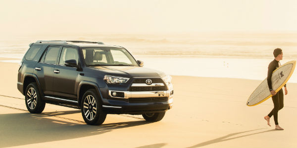 Towing Capacity of the 2017 Toyota 4Runner